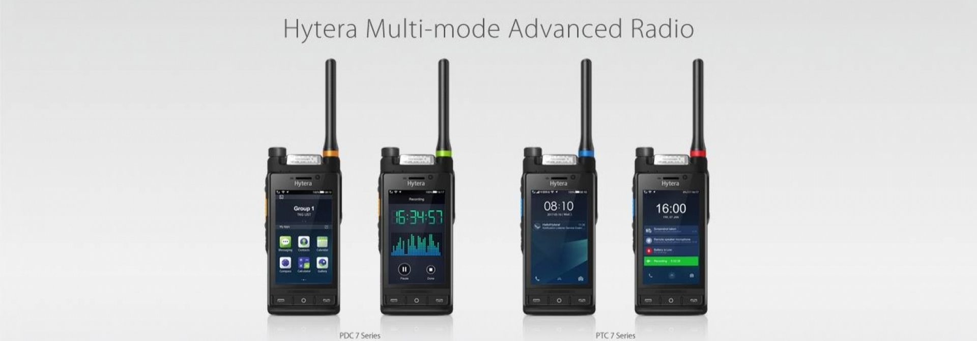 Radio Multimode Hytera